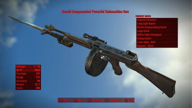 A Fallout 4 Weapon Overhaul