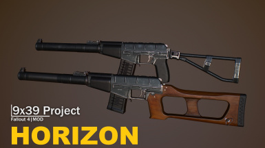 9x39 Project - Horizon Patch