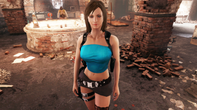 sexy jill valentine outfit