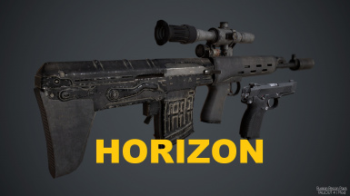 Russian Recon Pack - SVU and MP443 - Horizon Patch