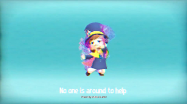 A Hat In Time No Judgement Zone Main Menu Replacer