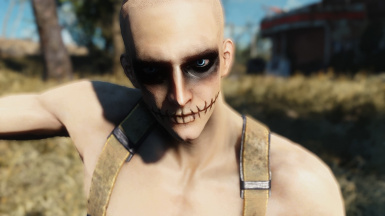 (Mad Max) Warboy Face Preset