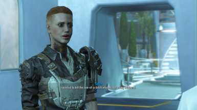 Sarah - A decent looking redheaded character preset