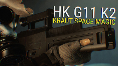 HK G11 K2 - Kraut Space Magic