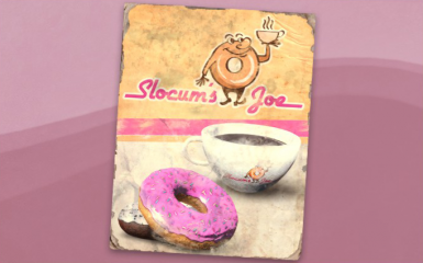 More Immersive Quest Start - Coffee and Donuts Workshop Pack (Creation Club)