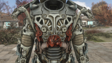 CC's UHD Power Armor Frame