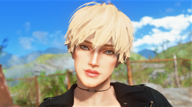 Mr. Smoothskin- Androgynous male Preset Plus more