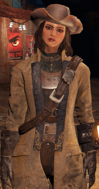 Minute Man General's Uniform Preston Garvey Style