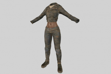 Female Raider UnderArmor