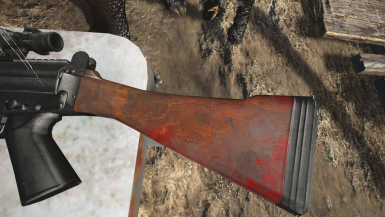 FN FAL Wood and more Retextures at Fallout 4 Nexus - Mods