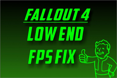 Degrade distance fallout 4