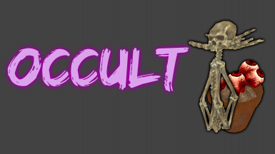 Occult - Summon creatures and throw magic potions