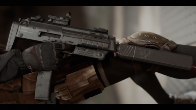 Heckler und Koch - MP7 at Fallout 4 Nexus - Mods and community