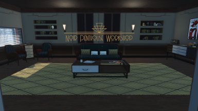 Noir Penthouse Workshop