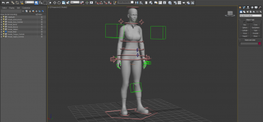 Making 3rd-person Animations for Fallout 4