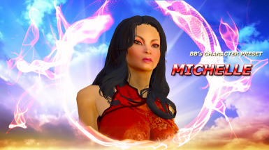 BB's Character Preset - Michelle