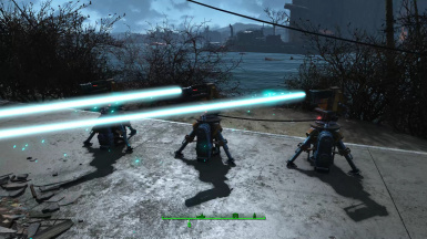 Institute Laser Turrets For Settlements
