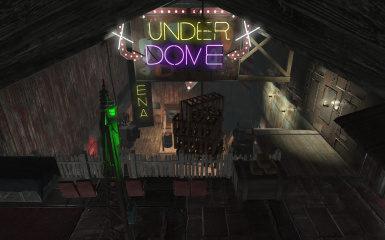 Underdome - Red Light - Studio of AWESOME (Borderlands 1 - 2 DLC)