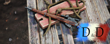 Lee Enfield by asXas - TRAD FR
