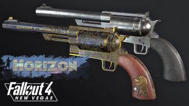 Hunting Revolver Horizon Patch