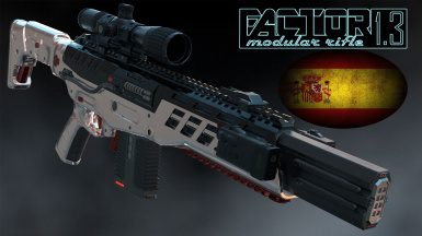 FACTOR - Modular Rifle Spanish