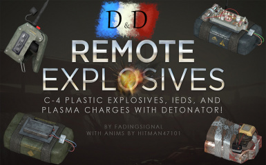 Remote Explosives by fadingsignal - TRAD FR
