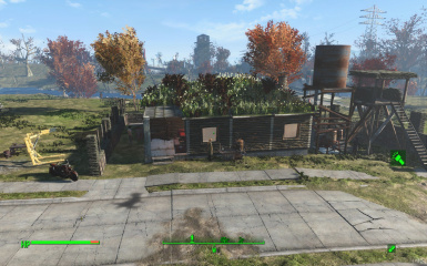 Minuteman Sanctuary Recruitment Station