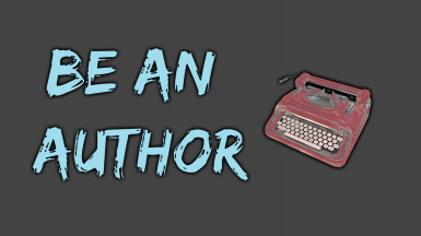 Be an Author - Write books and magazines