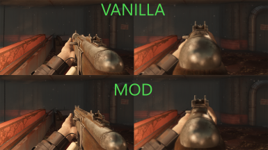 Iron sights comparison