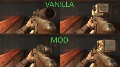 Scopes comparison