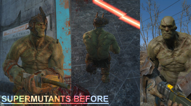 Supermutants before