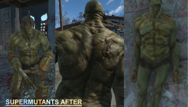 Supermutants After