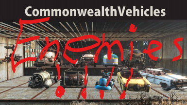 CommonwealthVehicles - Enemy Vehicles With Enemies In Them - Patch