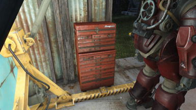 Miscellaneous Props and Set Dressing Re-textures