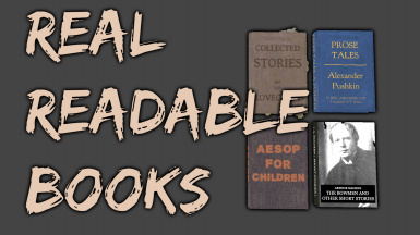 Real Readable Books