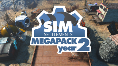 Sim Settlements Mega Pack - Year Two