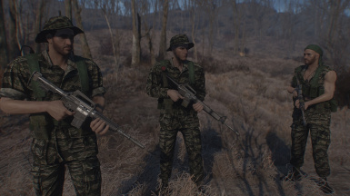 Vietnam War Gear Collection at Fallout 4 Nexus - Mods and community