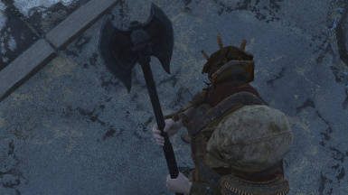 STANDALONE Ultimate Slasher Axe