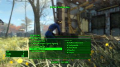 Legendary Crafting Framework at Fallout 4 Nexus - Mods and community