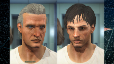 Movie Star Presets - Rutger Hauer and Tom Hardy