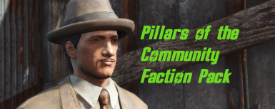 MJC Conqueror Faction Pack -  Pillars of the Community