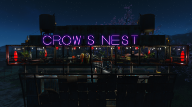 Crow's Nest Bar