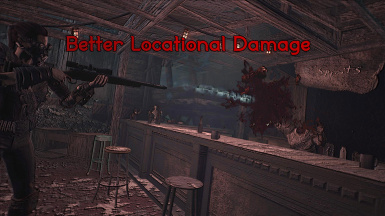 Better Locational Damage and Optional Gameplay Overhauls