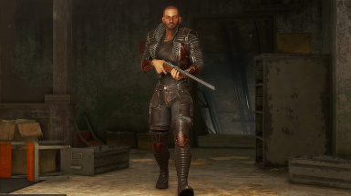 CROSS_C S change to Sleeves and Vest