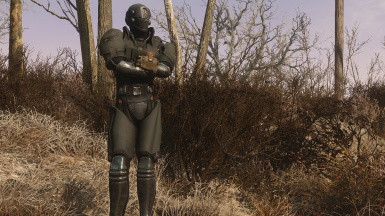 Chinese Stealth Full Armor