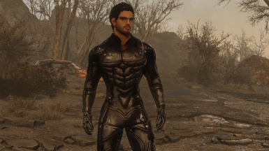 Stealth Suit All Black