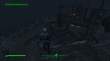 Castle Settlement Build area Expanded