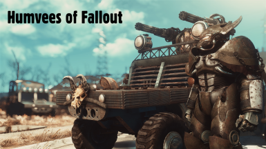 Humvees of Fallout
