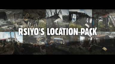 Rsiyo's Location Pack