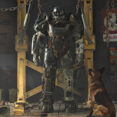 Better Power Armor